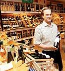 Weinmarkt Kirchhellen - Herr Hegmann